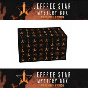 JEFFREE STAR HALLOWEEN MYSTERY BOX
